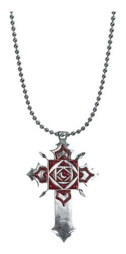 Vampire Knight Dije Collar Cross