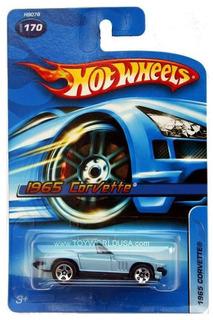 Hotwheels 1965 Corvette #170 2005