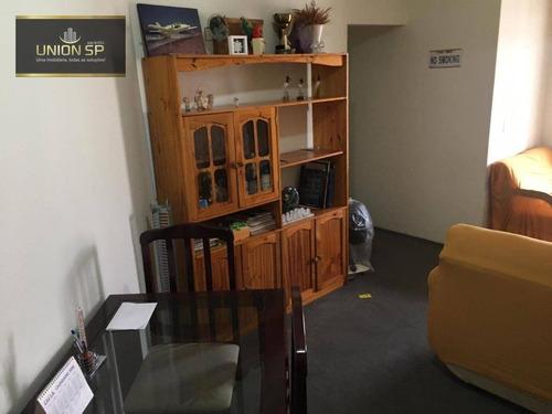 Apartamento Com 2 Dormitórios À Venda, 55 M² Por R$ 350.000 - Santana - São Paulo/sp - Ap49383