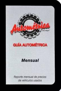 Guía Autométrica Mensual Febrero 2020