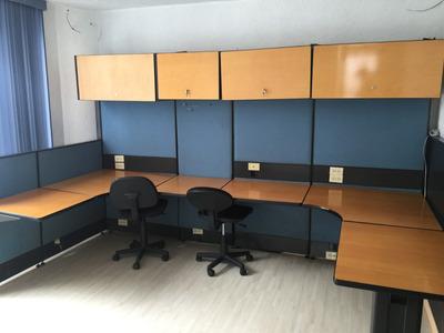 Oficina 26 M2 Iluminada Ubicadísima 3 Espacios De Trabajo