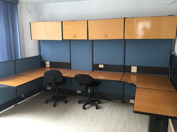 Oficina 26 M2 Iluminada Ubicadísima Con Bodega