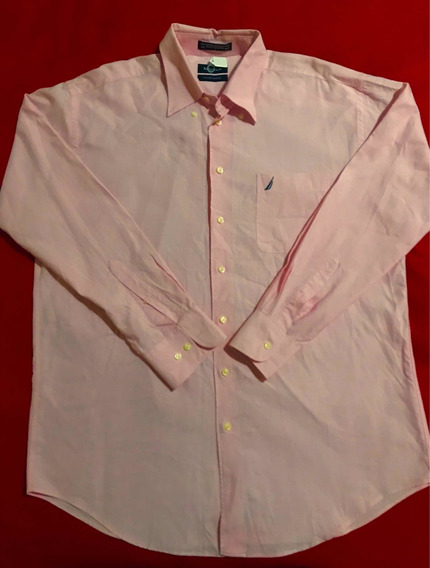Camisa Nautica 100% Original Talla Xl/ Lacoste