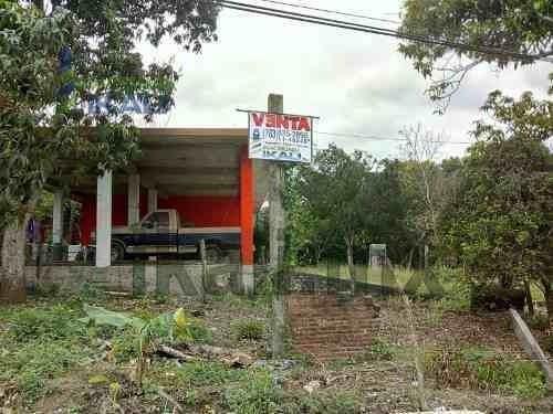 Venta Terreno 379.21 M² Colonia Ceas Tuxpan Veracruz. Ubicado En La Calle Calixto Almazan S/n, En La Colonia Ceas, Muy Cerca De La Carretera Federal 180 Tuxpan Tampico, En El Municipio De Tuxpan Vera