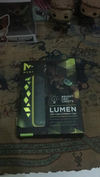 Mvmt - Lumen Led Light Armband Case |tienda Fisica|