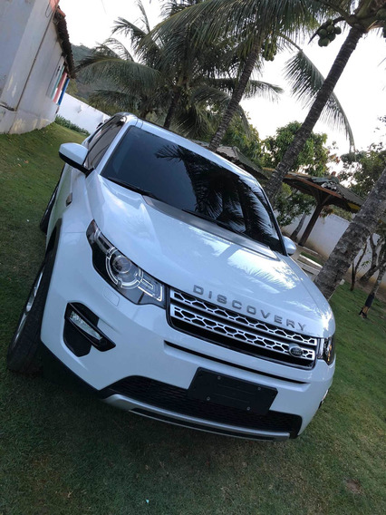 Land Rover Discovery Sport 2.0 Si4 Hse 5p (br) 2017
