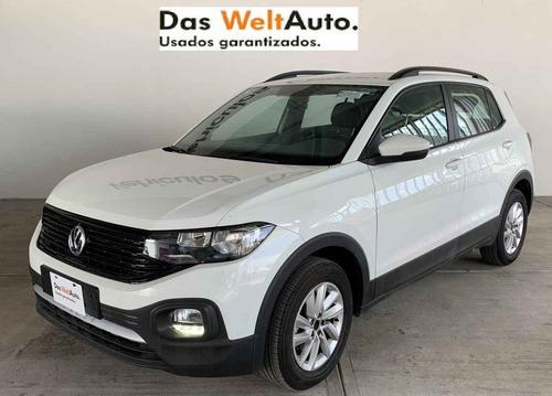 Imagen 1 de 12 de Volkswagen T-cross 2021 5p Trendline L4/1.6 Aut