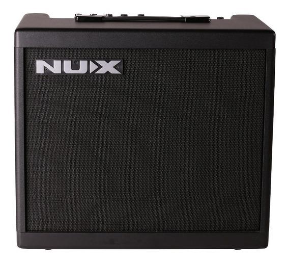 Amplificador Nux Acoustic 30   Digital   30w   Para Violão