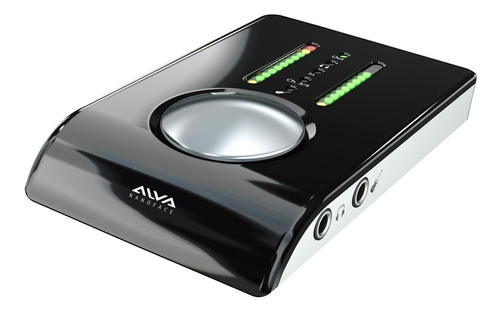 Alva Nanoface Interface Usb Profesional Estudio 6 Canales