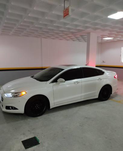 Ford Fusion 2.0 Titanium Awd Automático