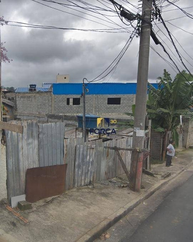 Terreno Para Venda, 528 M² Por R$ 480.000,00 - Cumbica - Guarulhos/sp - Te0051