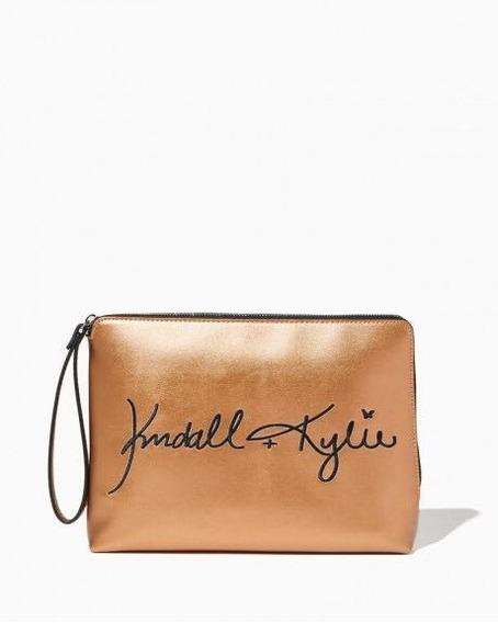 Necesser Portacosmeticos Kendall And Kylie Dorado O Plateado