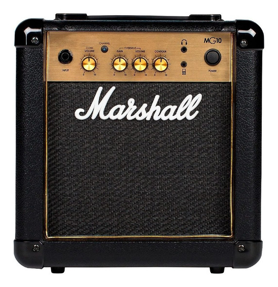 Amplificador Marshall Mg10 Gold