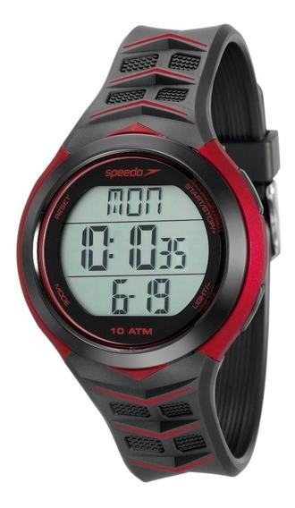 Relógio Monitor Cardíaco Speedo Rítmo Passos 80621g0evnp1