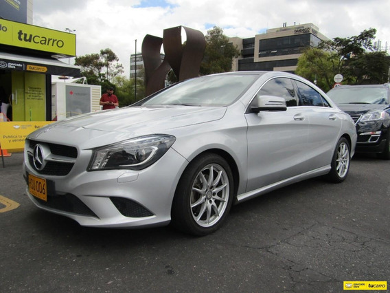 Mercedes Benz Clase Cla 200 At 1600 T
