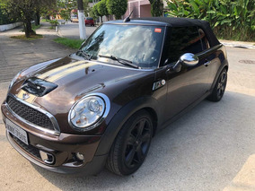 Mini Cooper Conversivel 1.6 S Turbo Cabrio