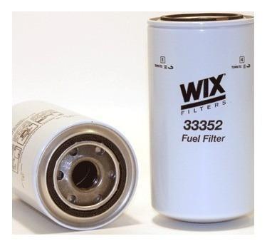 Filtro Combustible Gasoil Wix Vega 33352 Iveco F7000 F8000