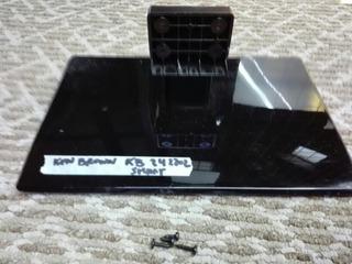Base O Pie Tv Ken Brown Kb24-2202smart (tornillos Incluidos)