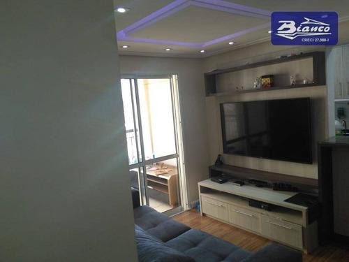Imagem 1 de 30 de Apartamento Residencial À Venda, Jardim Zaira, Guarulhos. - Ap3232