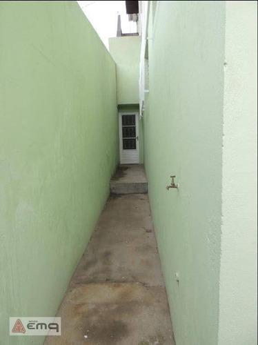 Salão Para Alugar, 160 M² Por R$ 2.800/mês - Jardim Princesa - São Paulo/sp - Sl0053