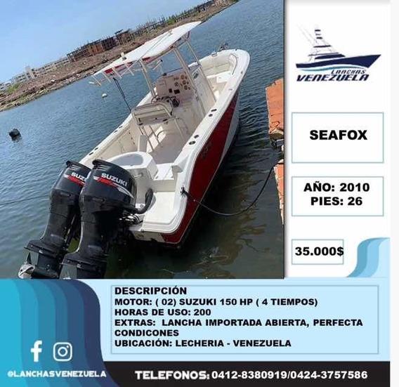 Lancha Seafox 26 Lv99