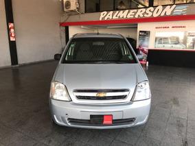 Chevrolet Meriva Gl 2009 Permuto Mayor Menor Valor