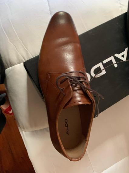 Zapatos Aldo Marrones