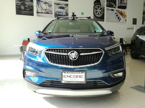 Buick Encore 1.4 Cxl Premium At 2019 Azul