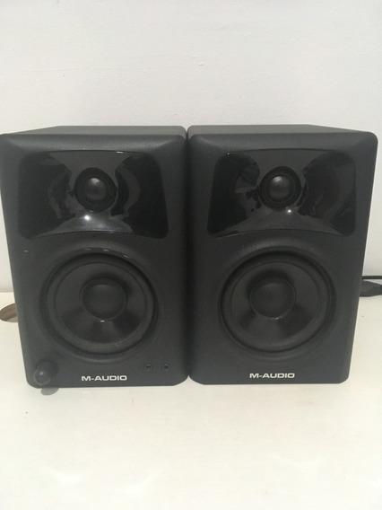 Caixas M Audio Av 42 Leia Descrição