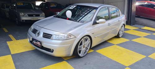 Imagem 1 de 15 de Renault Megane 2010 1.6 Dynamique Hi-flex 4p