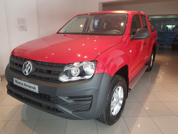 Vw Volkswagen Amarok 2.0 Cs Tdi 140cv Trendline 4x4