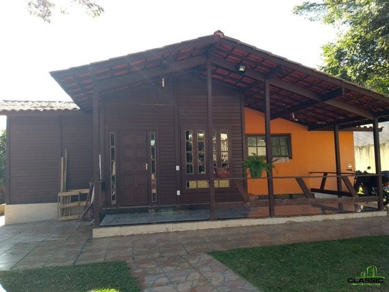 Casa Em Condomínio Com 4 Quartos Para Comprar No Recanto Da Lagoa Em Lagoa Santa/mg - 3265