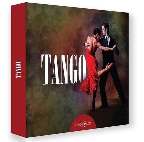 Imagem 1 de 1 de Carlos Lombardi - Românticos De Havana - Tango - Cd Duplo