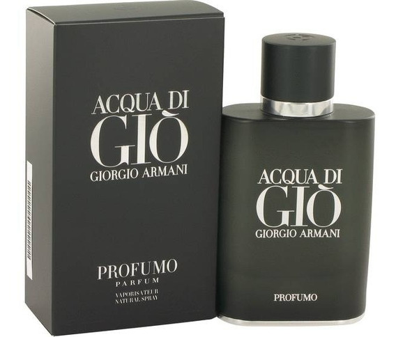 Armani Acqua Di Gio Profumo 125 Ml Edp - Original