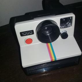 Câmera Polaróide Modelo 1000