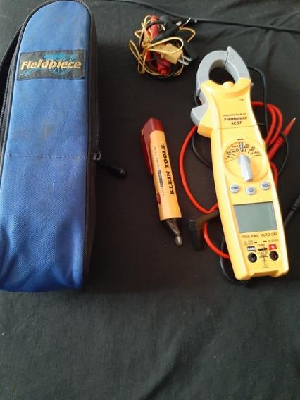 Amperimetro Multimetro Fieldpiece Sc57
