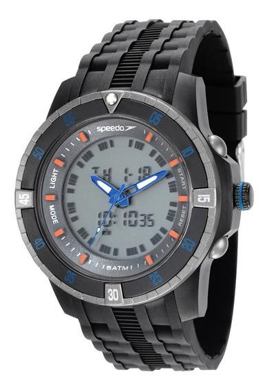 Relógio Speedo Masculino 81127goevnp3 Ana Digi