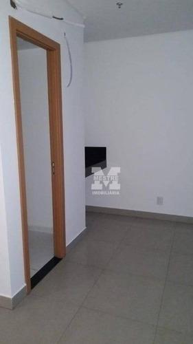 Imagem 1 de 6 de Sala Para Alugar, 37 M² Por R$ 1.693,02/mês - Centro - Guarulhos/sp - Sa0384
