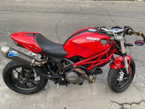 Ducati Monster 796 Abs Roja 2014