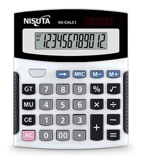 Calculadora Nisuta Nscalc1
