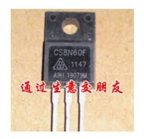 Transistor Cs8n60f , Cs 8n60f , 8n60f Isolado
