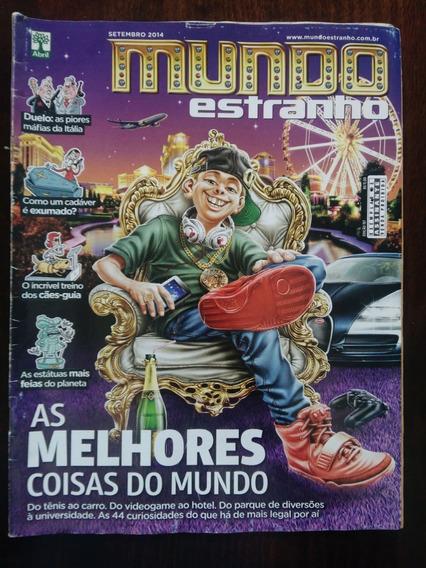 Mundo Estranho -157-setembro-2014