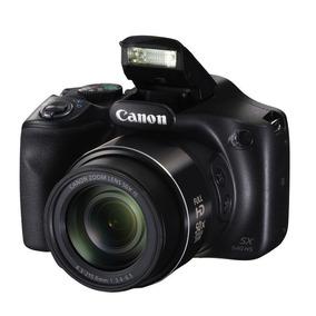Câmera Canon Semiprofissional Powershot Sx540 Hs 20.3 Mp