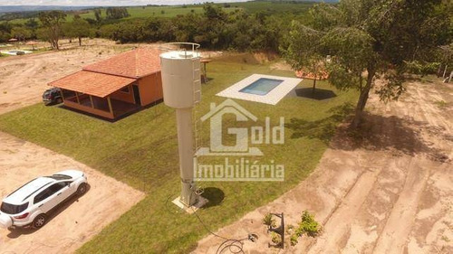 Chácara Com 15.000m² Na Cidade De Cajuru-sp Por R$ 350.000,00 - Ch0053
