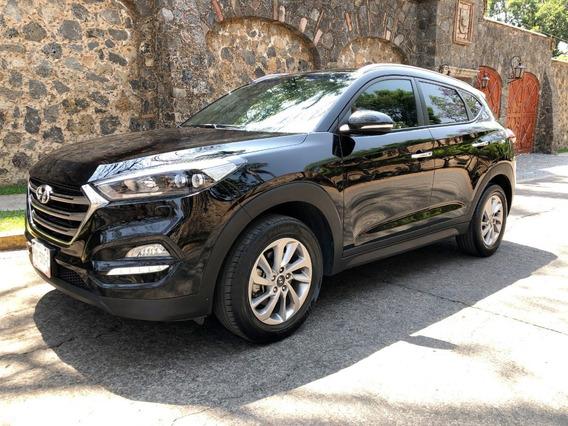 Hyundai Tucson Limited Aut 2018