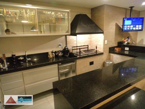 Imagem 1 de 30 de Apartamento Com 3 Dormitórios À Venda, 203 M² Por R$ 1.800.000 - Tatuapé - São Paulo/sp - Ap6062