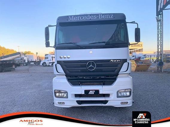 Cavalo Mecânico Axor 2540 Mercedes Benz