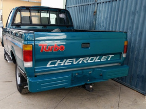 Chevrolet D-20 Cabine Simples Turbo