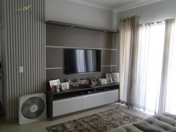 Casa Com 3 Dormitórios À Venda, 200 M² Por R$ 400.000 - Jardim Itamaraty - Mogi Guaçu/sp - Ca1379