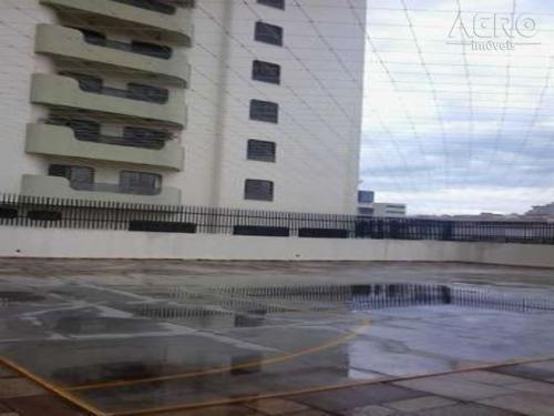 Apartamento Residencial À Venda, Centro, Bauru - Ap0008. - Ap0008